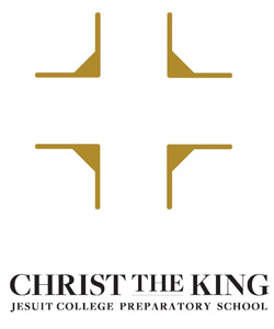 Christ the King Jesuit College Preparatory School logo