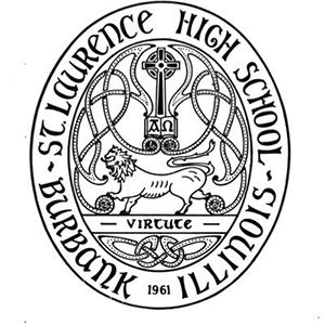 St. Laurence High School logo